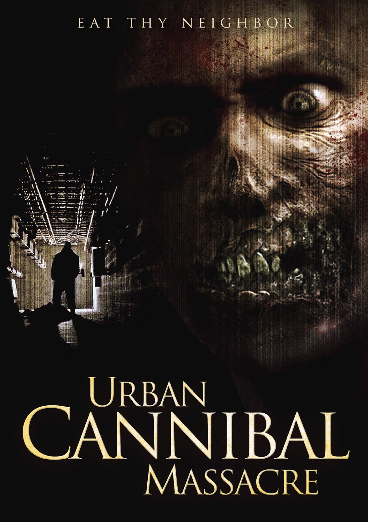 Urban Cannibal Massacre (2013) 720p WEB-DL x264 Dual Audio [Hindi DD2.0 + English DD2.0]