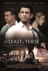 Stephen Baldwin, Sharman Joshi, and Shari Rigby in The Least of These: The Graham Staines Story (2019)