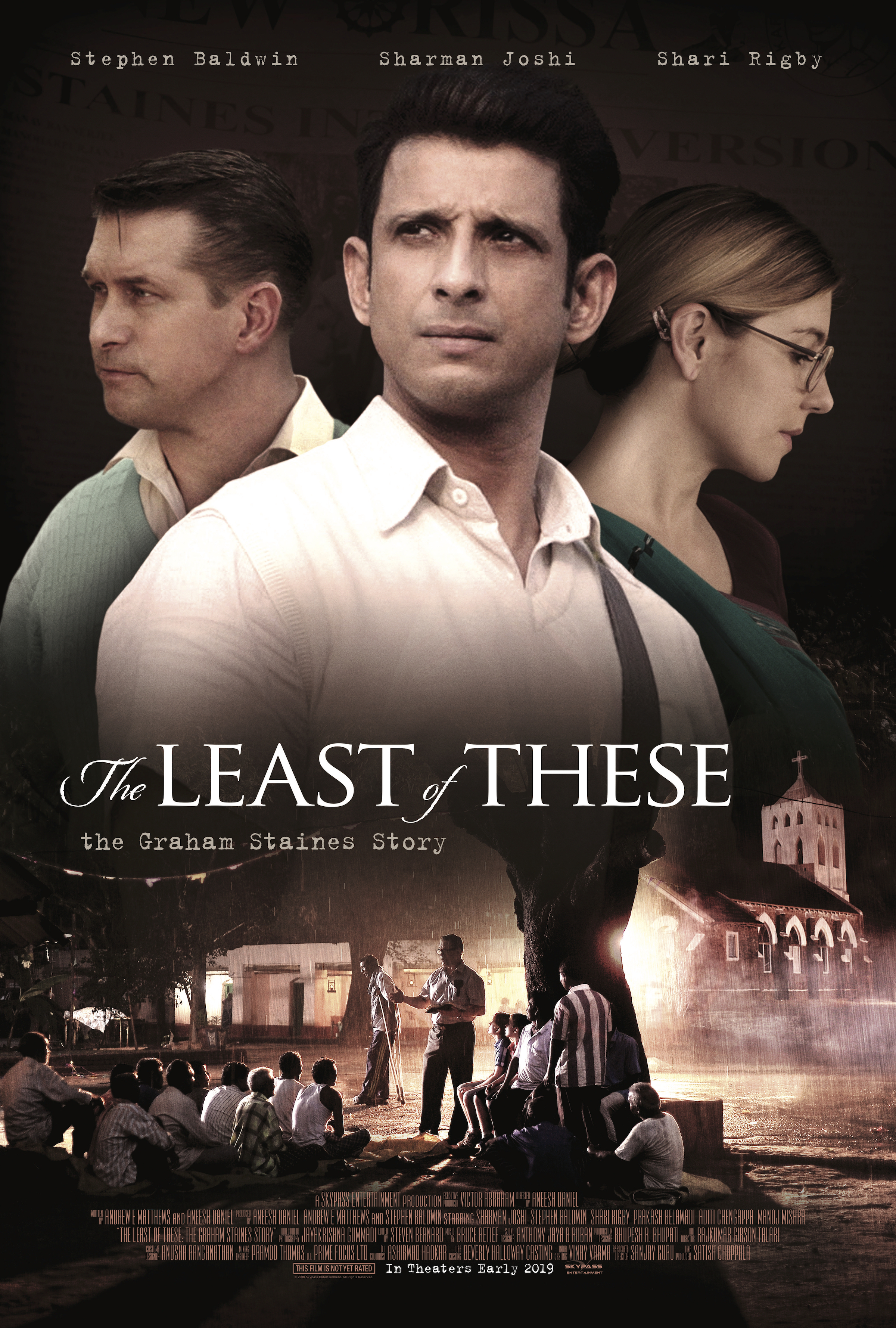 The Least of These: The Graham Staines Story (2019) WEBRip 720p & 1080p