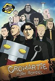 Cromartie High School Poster