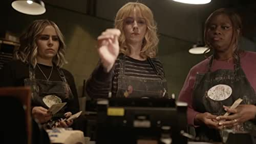 The girls are back in hot water. Christina Hendricks, Retta and Mae Whitman return for Season 4 of Good Girls, premiering Sunday, March 7 at 10/9c on NBC.