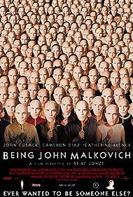 John Malkovich in Being John Malkovich (1999)