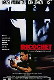 Ricochet (1991) Poster - Movie Forum, Cast, Reviews