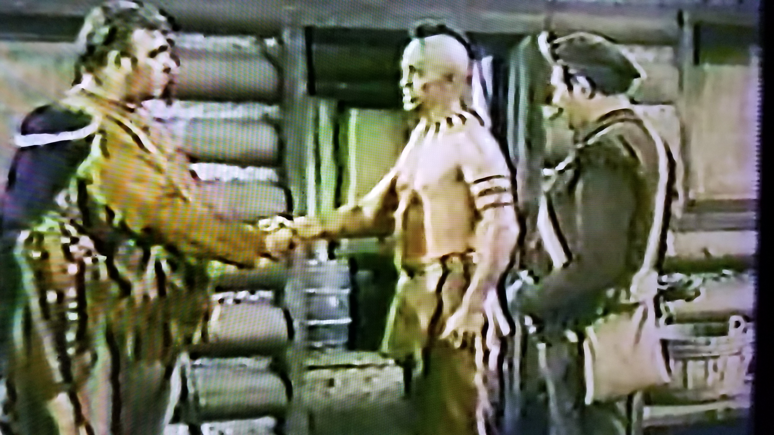 X Brands, Richard Karlan, and Peter Whitney in Northwest Passage (1958)