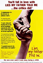 Lies My Father Told Me Poster