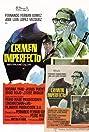 Crimen imperfecto (1970) Poster
