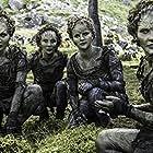 Kae Alexander, Kristina Baskett, Rachelle Beinart, and Casey Michaels in Game of Thrones (2011)