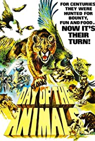 Day of the Animals (1977) Poster - Movie Forum, Cast, Reviews