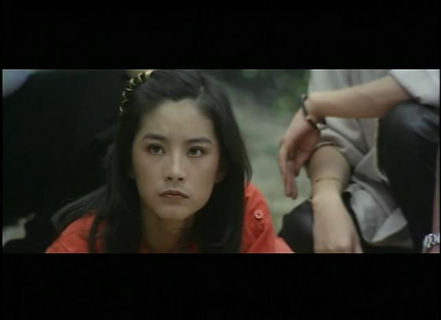 Brigitte Lin in Yi ke hong dou (1979)
