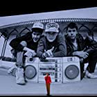 Mike D and Beastie Boys in Beastie Boys Story (2020)