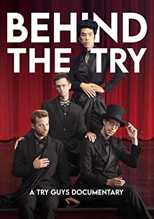 Where to stream Behind the Try: A Try Guys Documentary