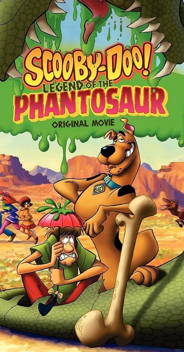 Subtitle of Scooby-Doo! Legend of the Phantosaur