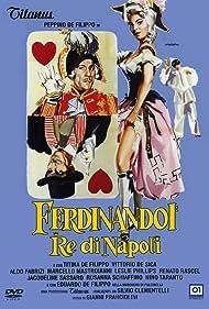Eduardo De Filippo, Peppino De Filippo, and Titina De Filippo in Ferdinando I° re di Napoli (1959)