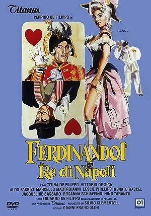 Ferdinando I° re di Napoli ( Napoli Kralı I. Ferdinand )