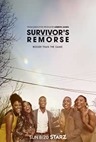 Tichina Arnold, RonReaco Lee, Erica Ash, Jessie T. Usher, and Teyonah Parris in Survivor's Remorse (2014)