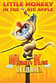 Monkey King Reloaded Poster