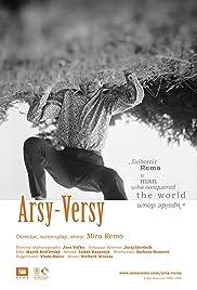 Arsy-Versy Poster