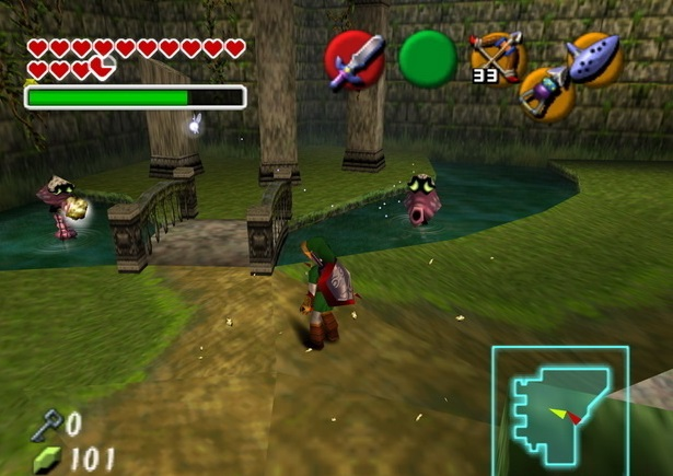 The Legend of Zelda: Ocarina of Time (Video Game 1998