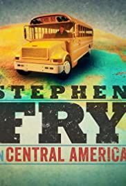 Stephen Fry in Central America Poster