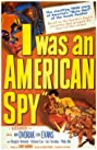 I Was an American Spy (1951) Poster