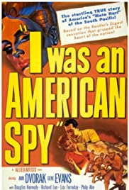I Was an American Spy Poster