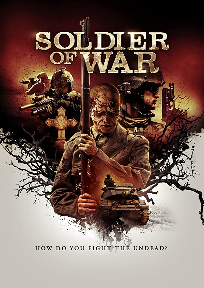 Soldier Of War 2018 English Movie 250MB HDRip Download