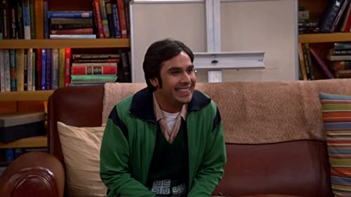 The Big Bang Theory: The Focus Attenuation