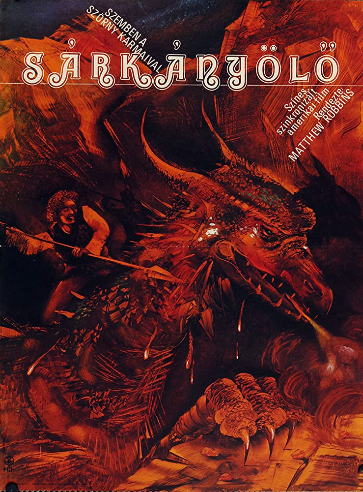 Dragonslayer (1981) Hindi Dubbed