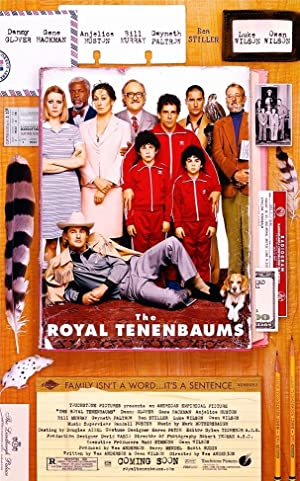 Permalink to Movie The Royal Tenenbaums (2001)