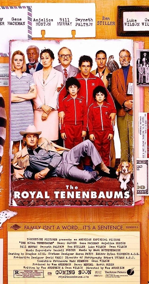 Subtitle of The Royal Tenenbaums