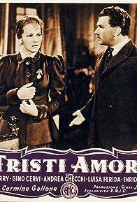 Primary photo for Tristi amori