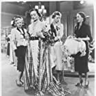 Jeanne Crain, Nancy Kulp, and Dennie Moore in The Model and the Marriage Broker (1951)
