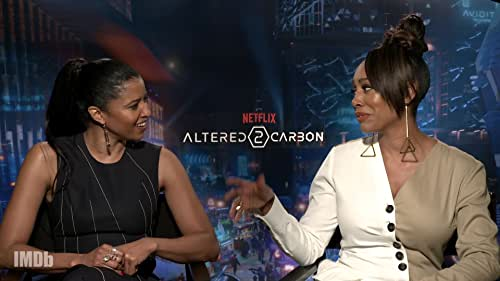 """What the """"Altered Carbon"""" Cast Love About Their Characters"""