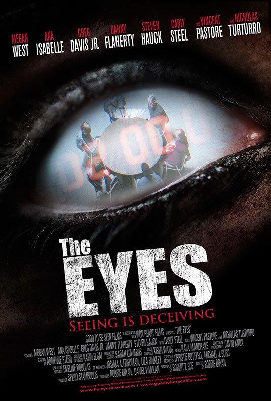 The Eyes (2017) WEBRip 720p