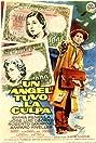 Un ángel tuvo la culpa (1960) Poster