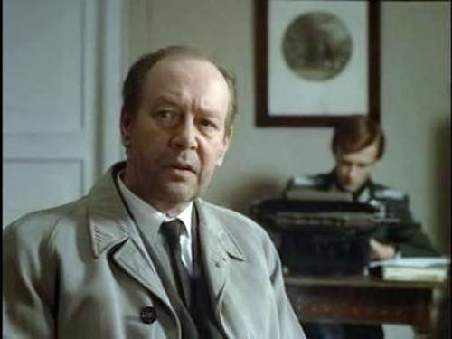Arne Lie in Under en steinhimmel (1974)