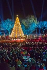The National Christmas Tree Lighting Poster