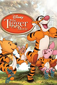 Primary photo for The Tigger Movie Read-Along DVD