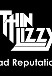 Thin Lizzy: Bad Reputation Poster