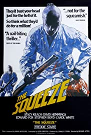 The Squeeze (1977) Poster - Movie Forum, Cast, Reviews