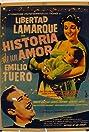 Historia de un amor (1956) Poster