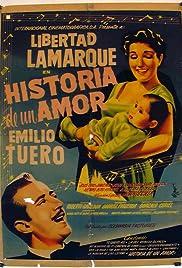 Historia de un amor Poster