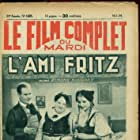 Simone Bourday, Lucien Duboscq, and Madeleine Guitty in L'ami Fritz (1933)