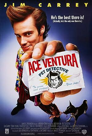 Ace Ventura: Pet Detective Poster Image