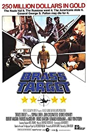 Brass Target (1978) Poster - Movie Forum, Cast, Reviews