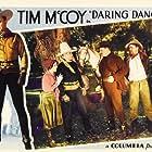 Robert Ellis, Tim McCoy, Wallace MacDonald, and Alberta Vaughn in Daring Danger (1932)