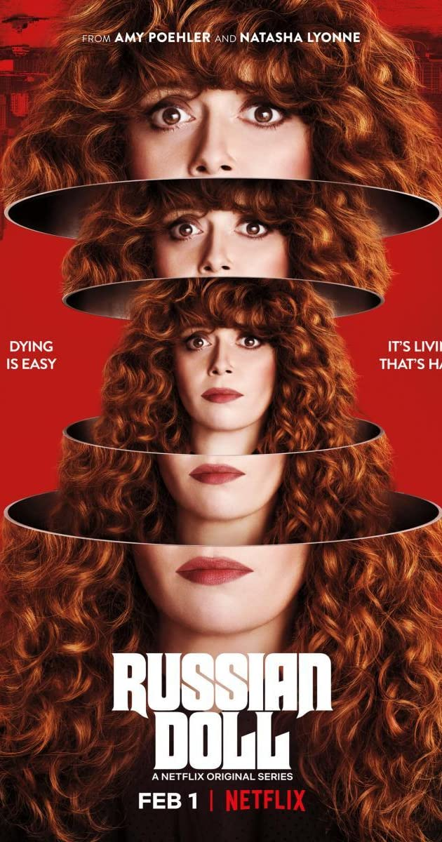 descarga gratis la Temporada 1 de Russian Doll o transmite Capitulo episodios completos en HD 720p 1080p con torrent