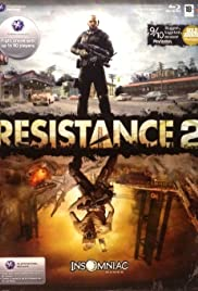 Resistance 2 Poster