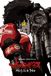 Megalo Box : Season 1 COMPLETE BluRay Dual [JAP+ENG] HEVC 480p & 720p | GDRive | 1Drive | Single Episodes