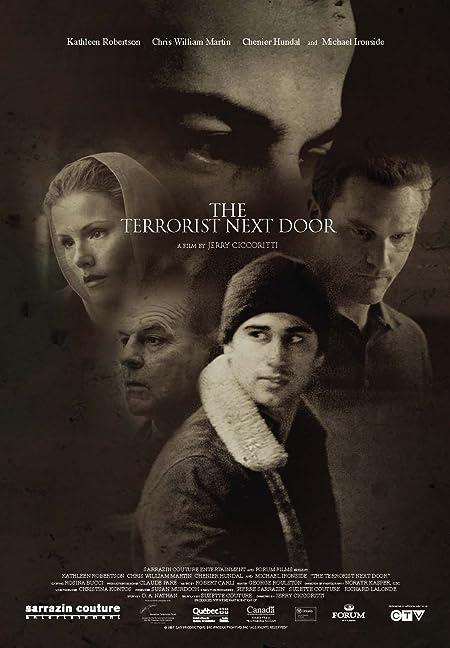 [PG-13] The Terrorist Next Door (2008) Dual Audio WEB-Rip - 480P   720P - x264 - 250MB   1.1GB - Download & Watch Online  Movie Poster - mlsbd